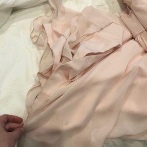 JJ house bridesmaid dress